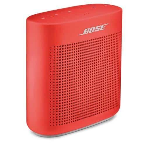 bose soundlink speaker coral